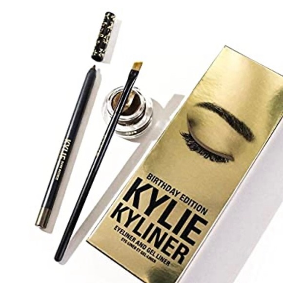 Kylie Cosmetics Other - Kylie Cosmetics Limited Edition Gel Eyeliner